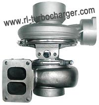 Turbocharger S4DS
