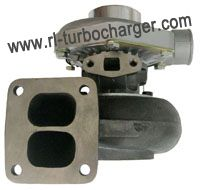 Turbocharger TO4B91