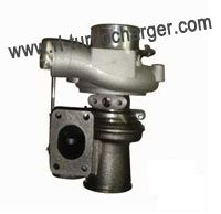 Turbocharger HX25W