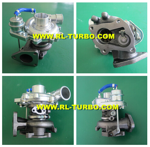 Turbocharger CT16 17201-30080, 17201-30120, 1720130120 for Toyota 2KD-FTV