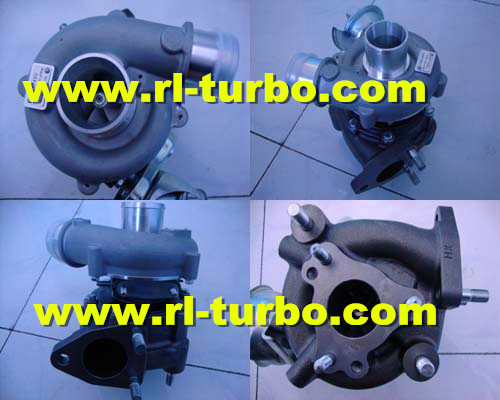 Turbocharger GT1749V 801891-5002S,721164-0004,17201-27040 for TOYOTA ARav 4
