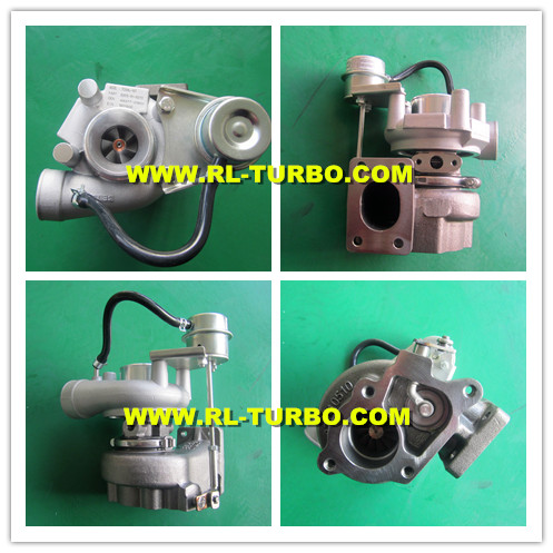 Turbocharger TD04-10T 49377-01600 6205-81-8270 49377-01601 for Komatsu PC130-7