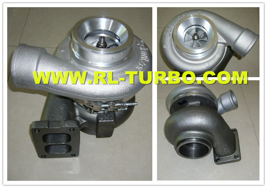 Turbocharger S400 ,6156-81-8170,319475,6156818170,319494 for Komatsu PC400-7
