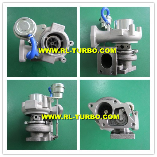 Turbocharger TD04L-10GK 49377-01610, 49377-01611,8208818100 for Komatsu PC130-7