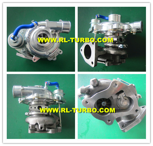 Turbocharger CT16,1720130080,17201-30080,17201-30120,1720130120 for  2KD-FTV