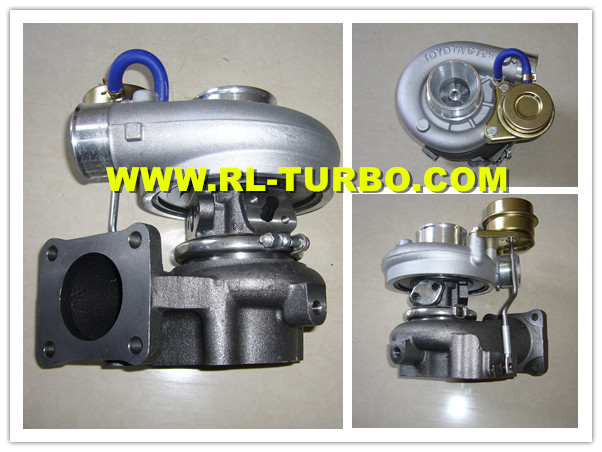 CT26 Turbocharger 17201-68010,1720168010,17201-68010 for TOYOTA 12H-T, 1HDFT