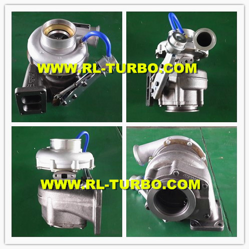 Turbo charger HX50W VG1560118229,VG1560118228, 4051391,4051393 for HOWO WD615.69