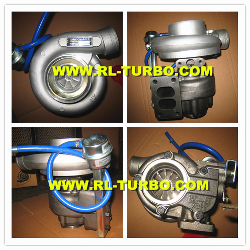 Turbocharger HX35W 3536317 3536318 3802694 3802696 3536327 for CUMMINS 6BTA