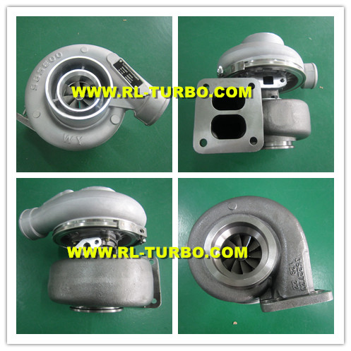 Turbocharger HX40 3802257 3524034 4035236 4035237 3527107 3527123 3528789 for 6C
