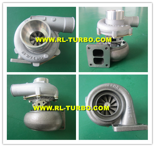 Turbo charger TO4B53 6137-82-8200,465044-0261,465044-5261S for PC220-1 S6D105,