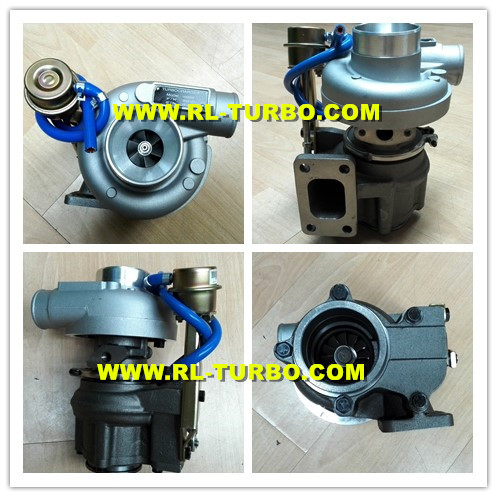 Turbocharger HX30W  3592121 3537034 3537035 3590128 3802906 3537751-3 for 4BT