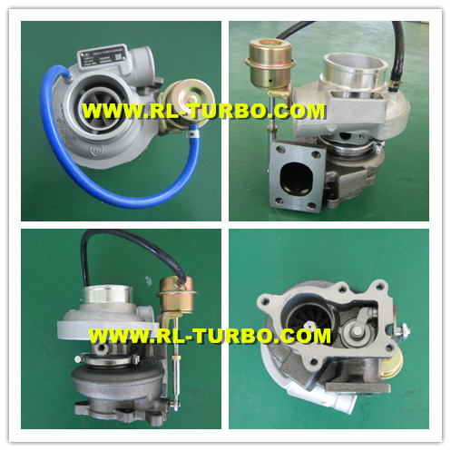 Turbo HX25, T3599350,3599351, 2852068, 504061374 4042194 for 4CYL2VTC Engine