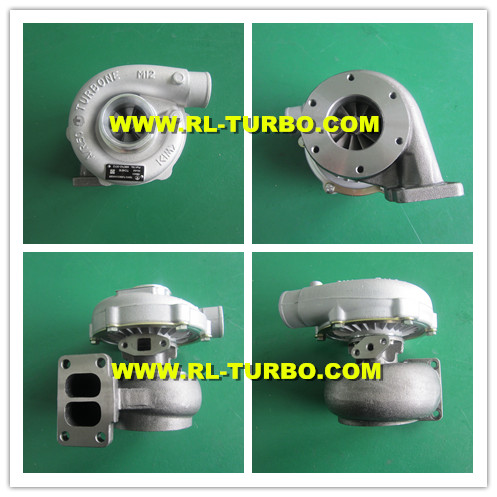 Turbo TO4E10,466742-0012,11033542 466742-0011 for Volvo A25C TD73K