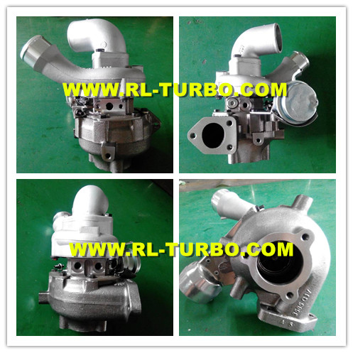 Turbo BV43,53039880145,53039880127,28200-4A480,282004A480 for D4CB 16V