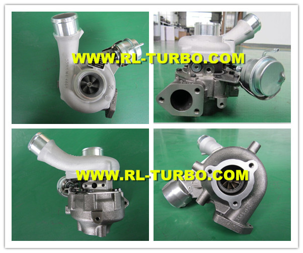 Turbo GT1749V, 53039880122, 28200-4A470 ,282004A470 for D4CB