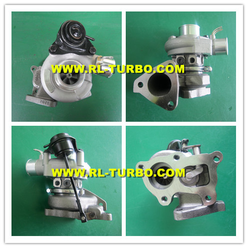 Turbo TF035HM-12T-4,49135-04212,49135-04121,28200-4A201 for Hyundai 4D56TI