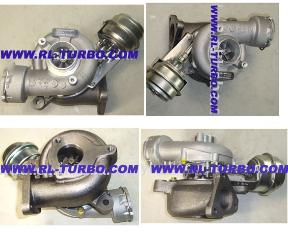 Turbo GT1749V,717858-0009,717858-5009S,038145702E,038145702J,038145702N for AUDI