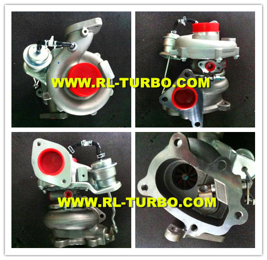 Turbo RHF5H,VC430083,VA430083,14411AA511,14411AA510 for Subaru Legacy GT