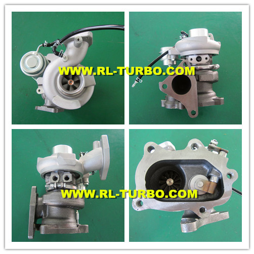 Turbo TD04L-04H,49477-04000,14411AA710,091224080 14411-AA710 for Subaru EJ255
