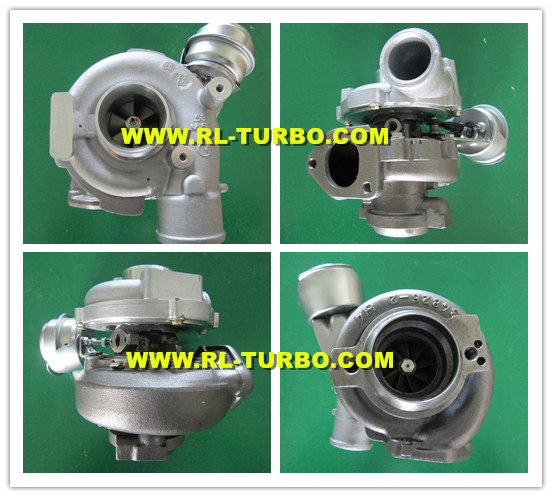 Turbo GT2556V,454191-0015,454191-5015S,454191-5012S for BMW 530D with M57D