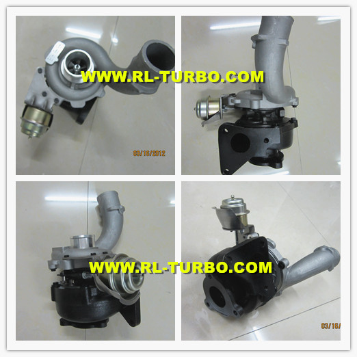 Turbo GT1749V,708639-5010S,14411-AW301,8200332125,708639-0005 for RENAULT F9Q