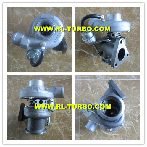 Turbo GT2052S,721843-0001,721843-5002,721843-0002,79519 79522  for Ford PS2.8
