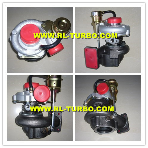 Turbocharger GT2559S,1118010A-4DF2,730237-5004,730237-0009 for CA4DF2-13