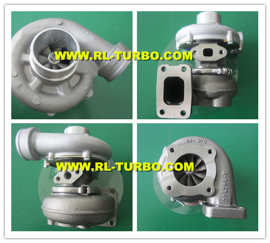 Turbocharger S2A ,311511 2674A027, 2674A152 3523036,11645 for Perkins T3-152