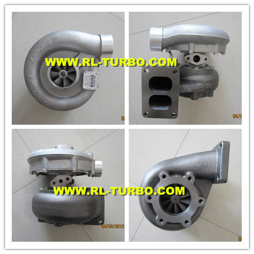 Turbocharger J90S-2 61560113223 for WEICHAI WD615