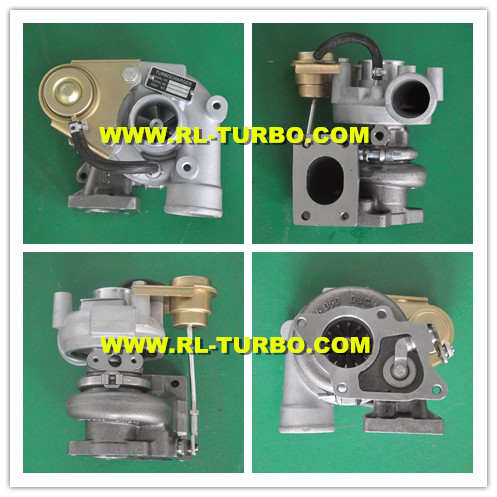 Turbo TD04L4-09TK3-5.0, 49177-03190 49177-03200,1J752-17012,for Kubota