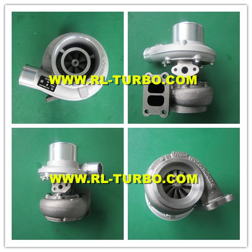 Turbocharger S2ESL105 104-5857, 0R6744, 1045857 167085 for CAT 3116 938F