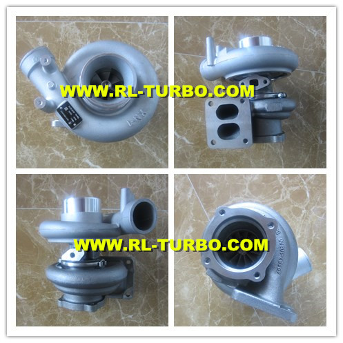 Turbocharger TD07S, 49187-02710, D38-000-681, D38000681 for Mitsubishi D6114ZG1B