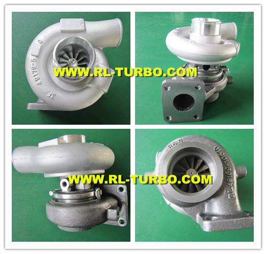 Turbocharger TDO6-11A/8, 449179-00210, ME013717,49179-00220 for Mitsubish 4D31T