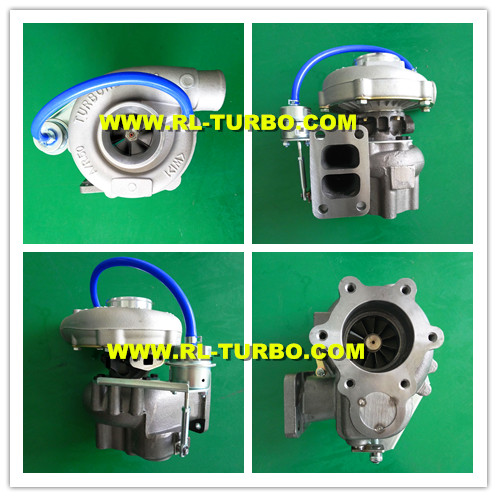 Turbocharger GT3571, 2674A402,709942-0001 709942-5009S, 235-9694 for Perkins