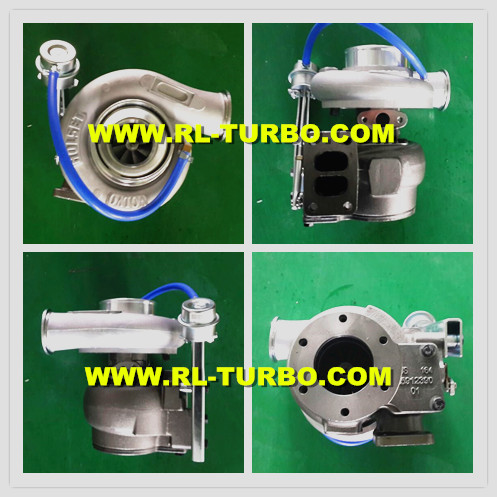Turbocharger HX40W, 4040752-D, 4040753 20743172 3592588,  for Volvo Truck D7
